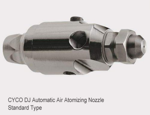 Beställningsinfo för DJ Automatic Air Atomizing Spray Nozzle